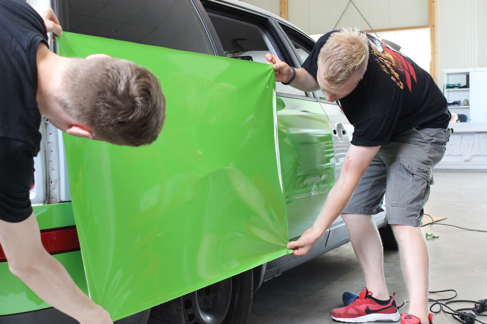 car-wrapping-schulung